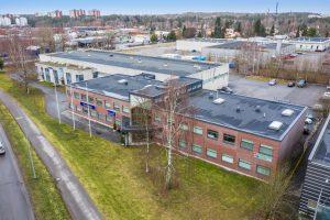 Kaurakatu 48 toimisto, Peltola Turku