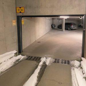 Autohallipaikka, Port Arthur Turku